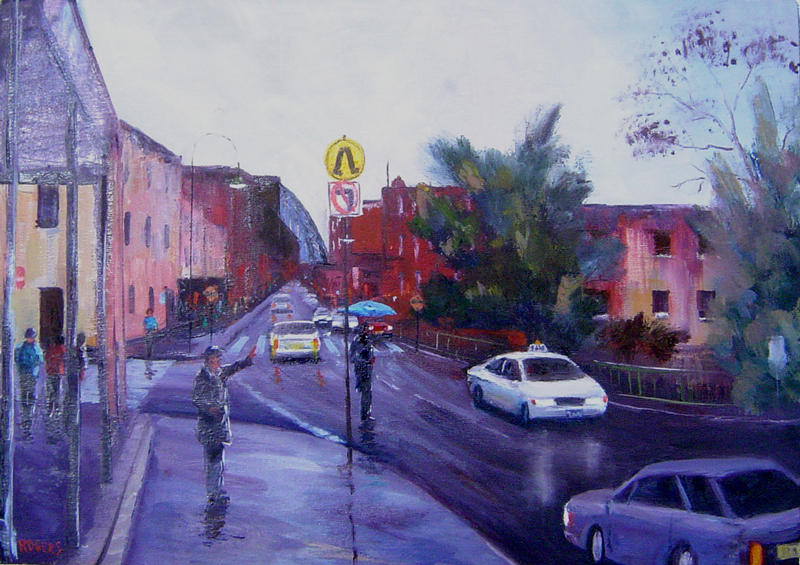 George Street North in Sydney