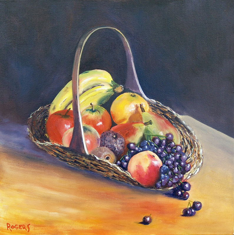 Basket of Fruit 1