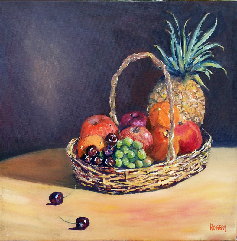 Basket of Fruit 2