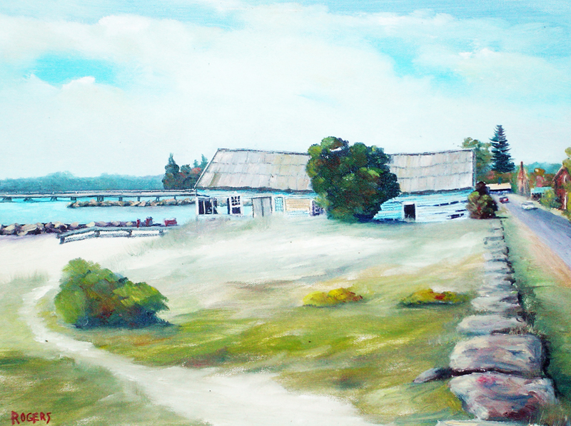 Kurnell Historic Boatshed 3