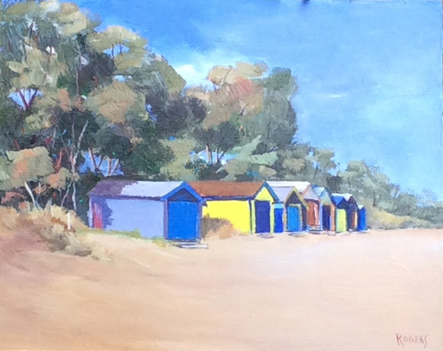 Mornington Peninsula Beach Sheds