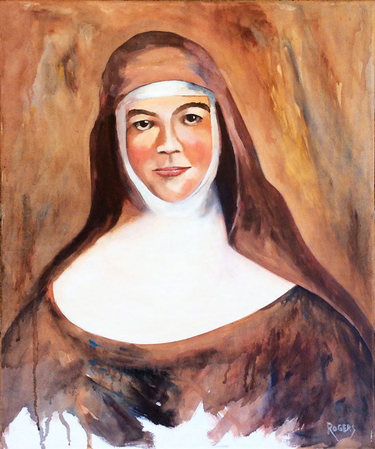 Portrait of Saint Mary Mackillop