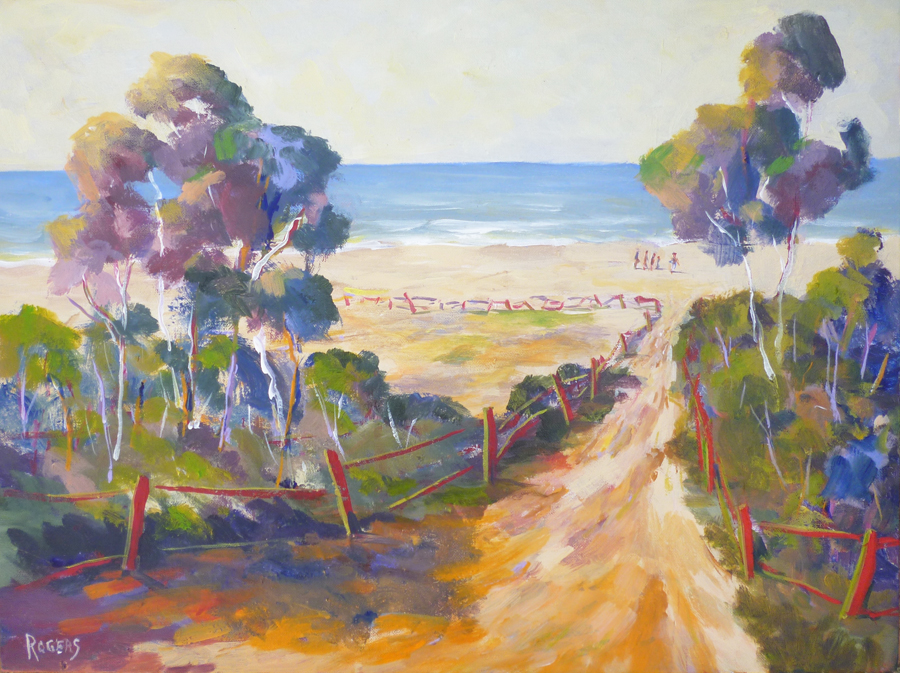 Track to Dunbogan Beach, Mid-North Coast