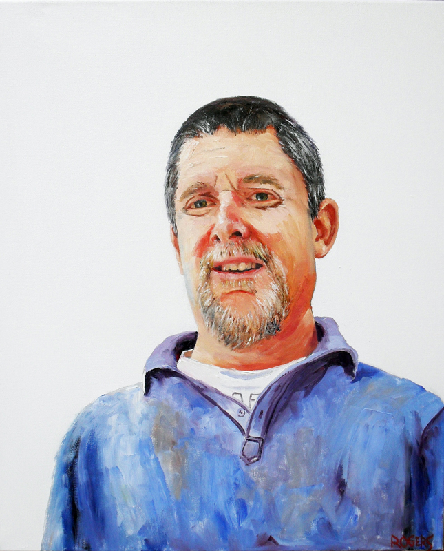 Portrait of Dave