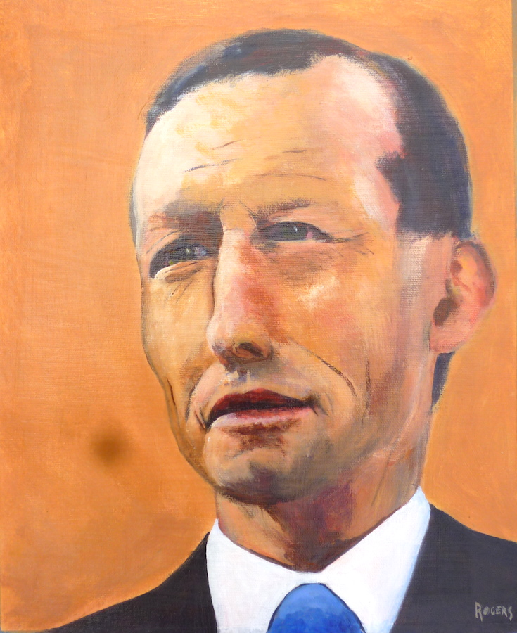 Tony Abbott, Politician and past Prime Minister